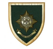 Irish Guards Wall Plaque